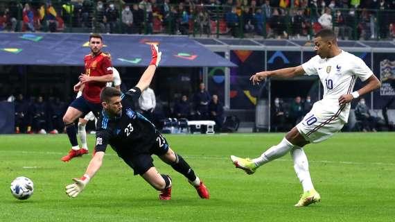 Francia, dudoso campeón en Liga de Naciones